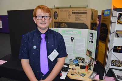 Ventura County Office of Education Science Fair