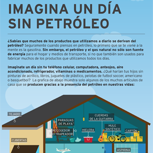 Imagine a Day without Oil (Español)